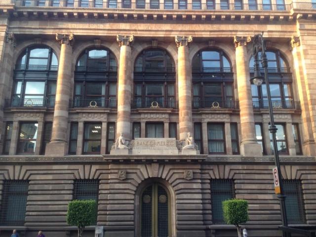 Edificio del Banco de México